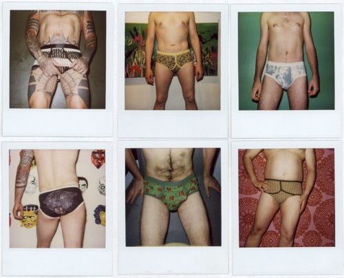 untitled (polaroids)