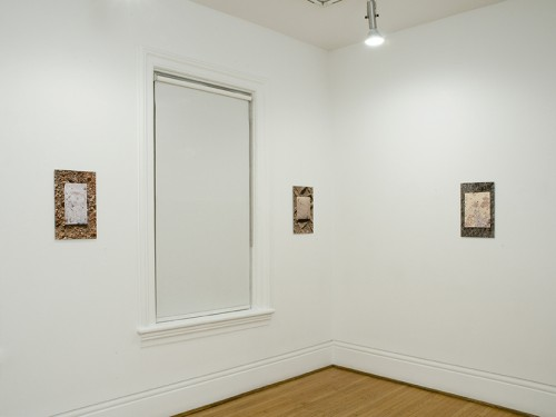 Rumble (installation view)